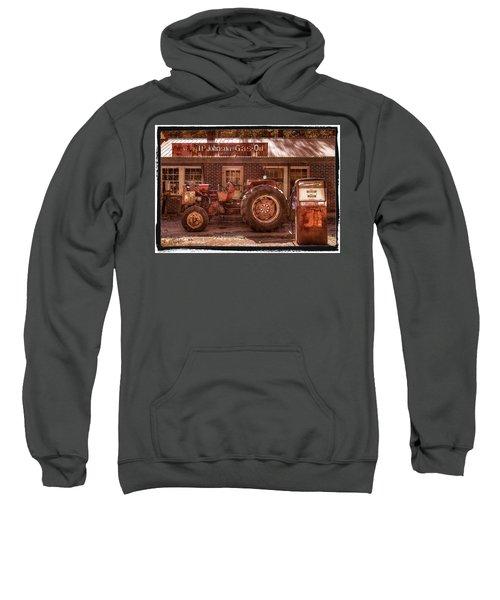 Old Days Vintage Sweatshirt