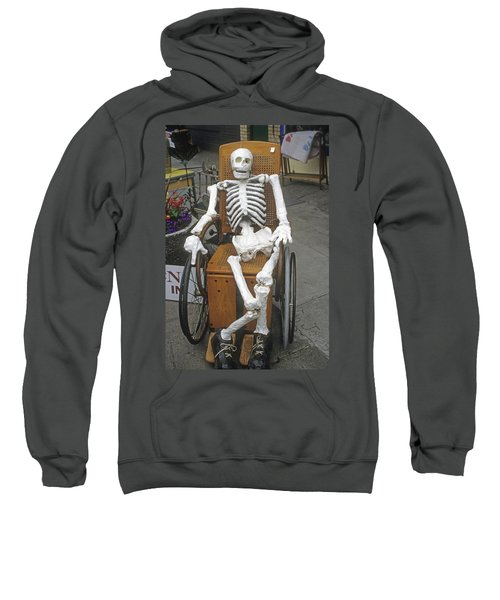 Old Deadheads Never Die Sweatshirt