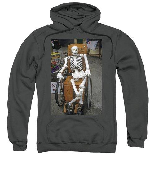 Old Deadheads Never Die Sweatshirt