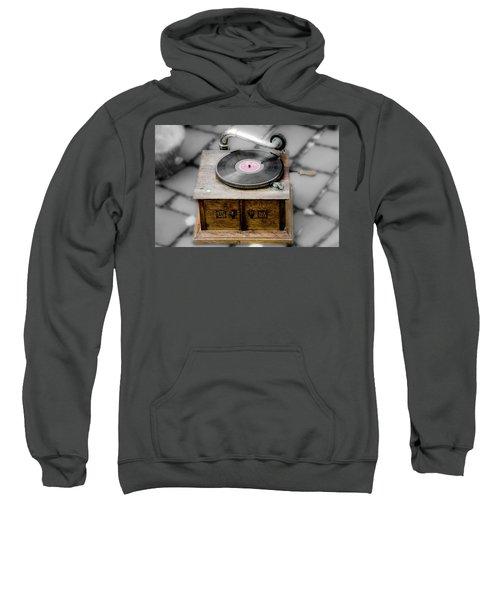 Old Gramophone Sweatshirt