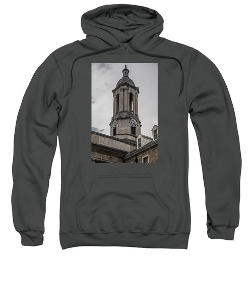 Old Main Penn State Clock  Sweatshirt