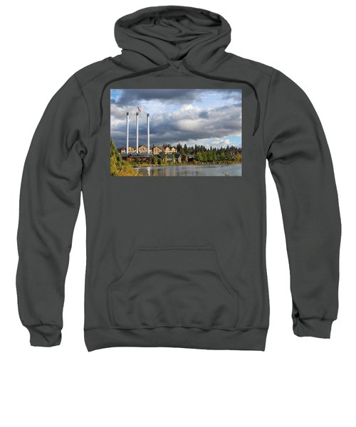 Old Mill District Sweatshirt