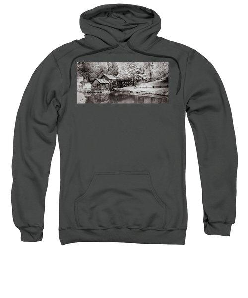 Old Mill On The Mountain Sweatshirt