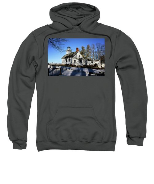 Old Mission Lighthouse Sweatshirt