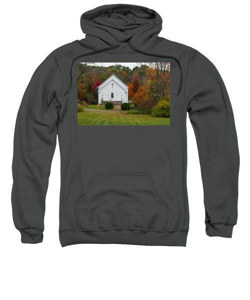 Old New England Church Sweatshirt