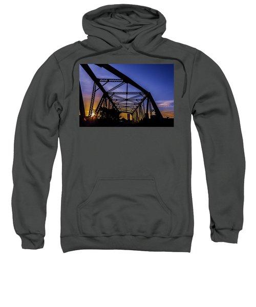 Old Steel Bridge Sweatshirt