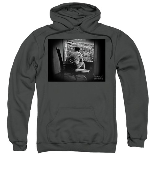 Old Thinking Sweatshirt
