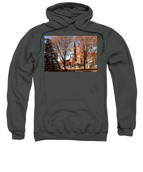Old Town Hall In The Fall Sweatshirt