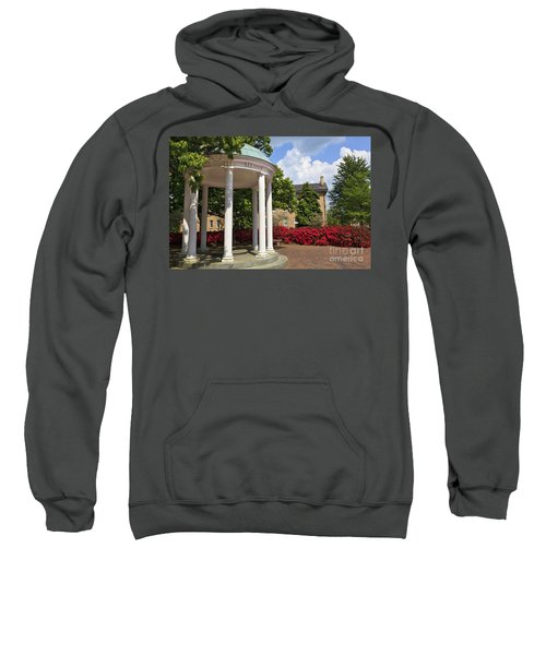 Old Well At Chapel Hill In Spring Sweatshirt