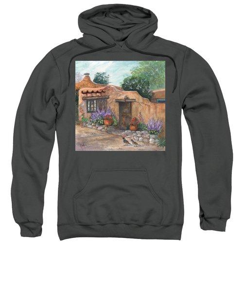 Old Adobe Cottage Sweatshirt