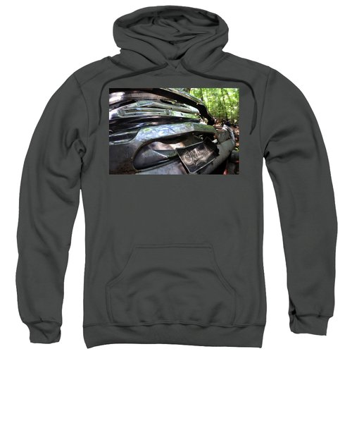 Oldsmobile Bumper Detail Sweatshirt