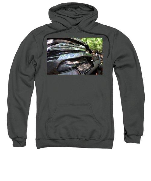 Oldsmobile Bumper Detail Sweatshirt