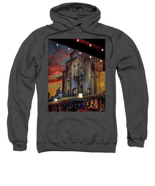Olvera Street Market Sweatshirt