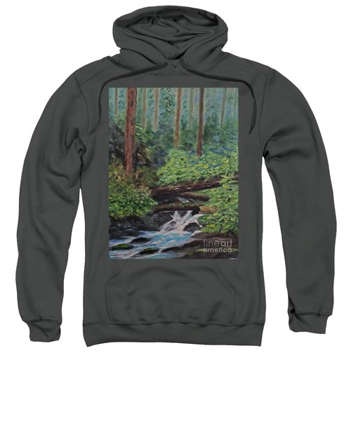 Olympic National Park Sweatshirt