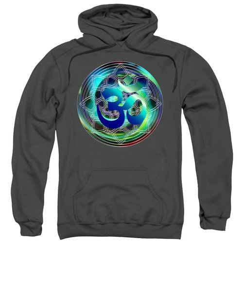 Om Vibration Ocean Sweatshirt