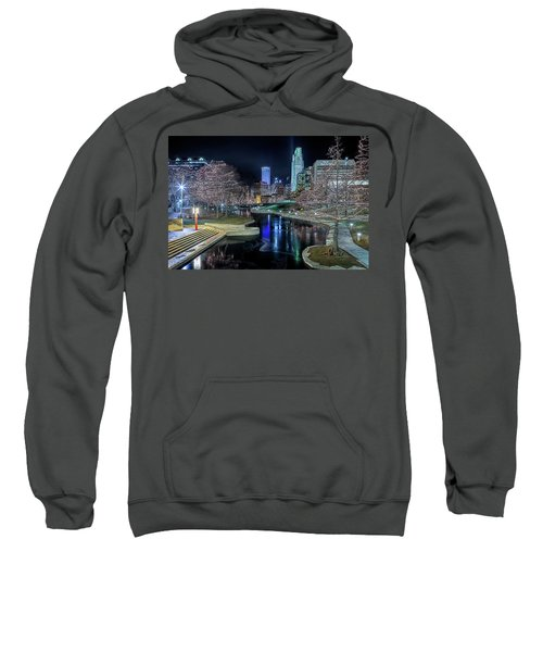 Omaha Holiday Lights Festival Sweatshirt