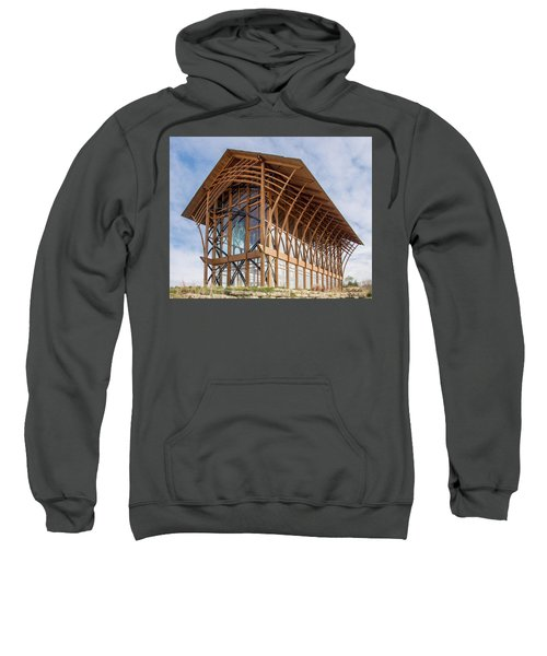 Omaha Holy Family Shrine 3 Sweatshirt