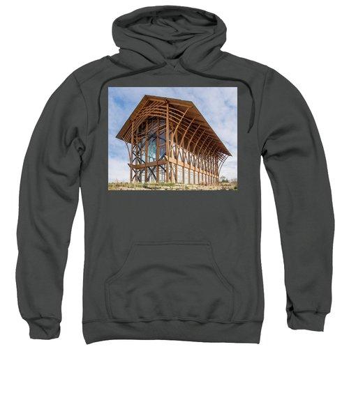 Omaha Holy Family Shrine 3 Sweatshirt
