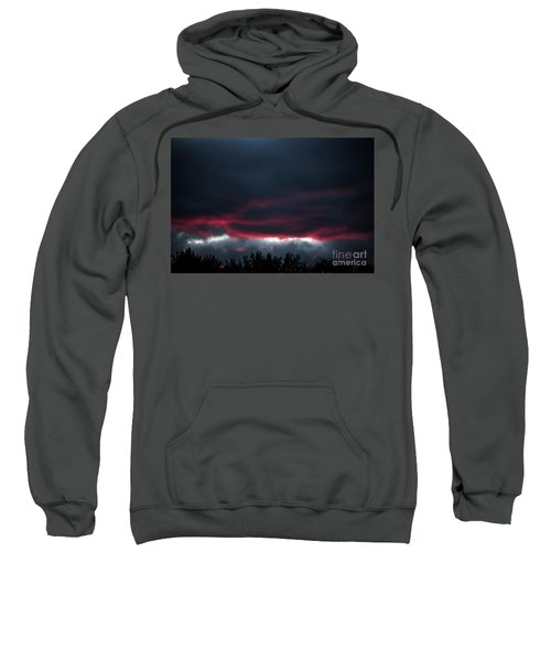 Ominous Autumn Sky Sweatshirt