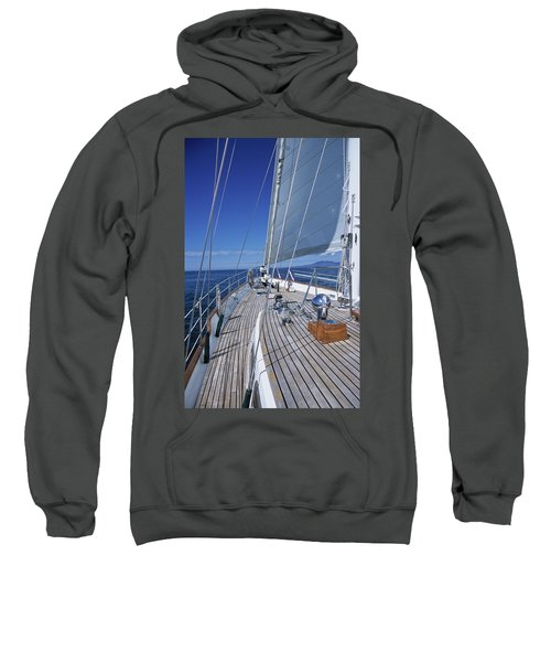 On Deck Off Mexico Sweatshirt