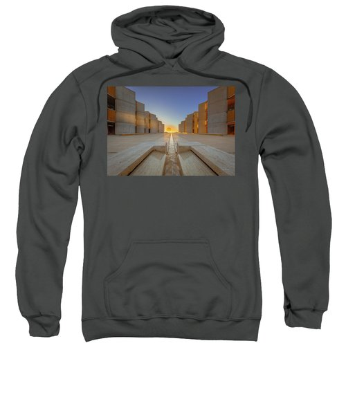 On Opposite Sides  Sweatshirt