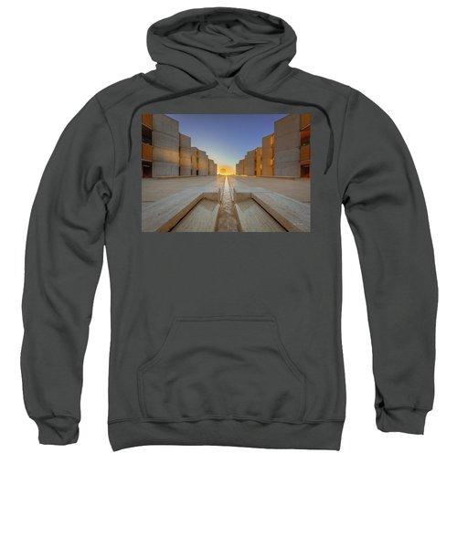 On Opposite Sides  Sweatshirt