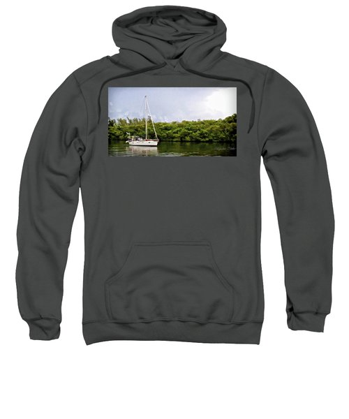 On Quiet Waters Sweatshirt
