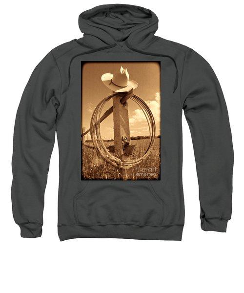 On The American Ranch Sweatshirt