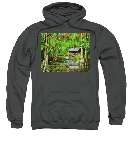 On The Bayou Sweatshirt