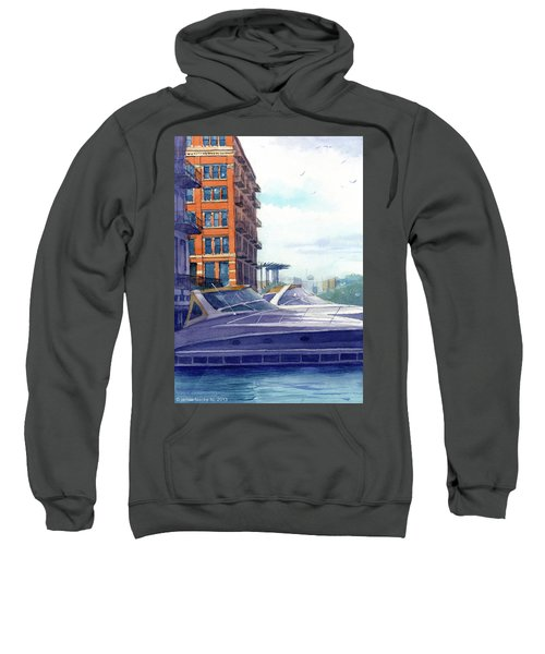 On The Docks Sweatshirt