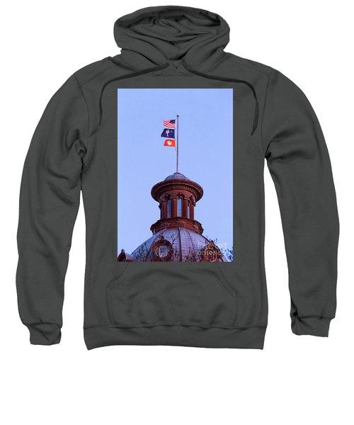 On The Dome-5 Sweatshirt
