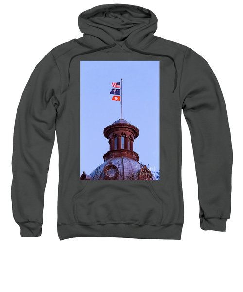 On The Dome-5 Sweatshirt