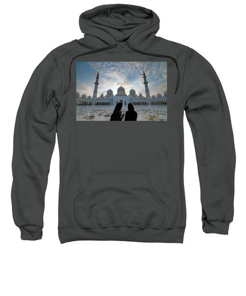 On The Phone Sweatshirt