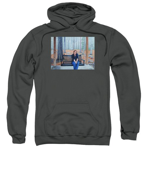 On The Porch Swing Sweatshirt