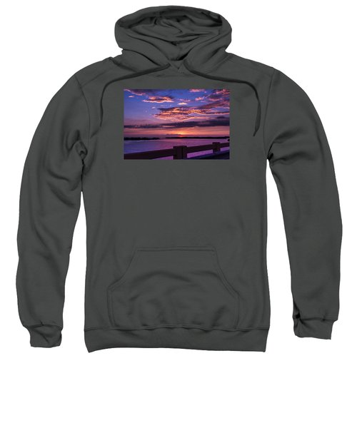 On The Road To Sanibel Sweatshirt