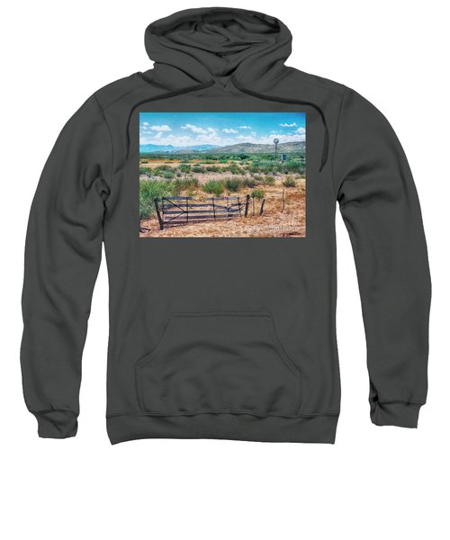 On The Texas Plans Sweatshirt