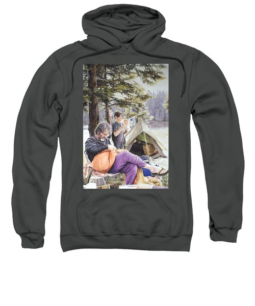 On Tulequoia Shore Sweatshirt