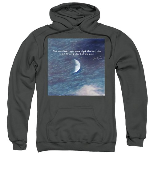One Moon Sweatshirt