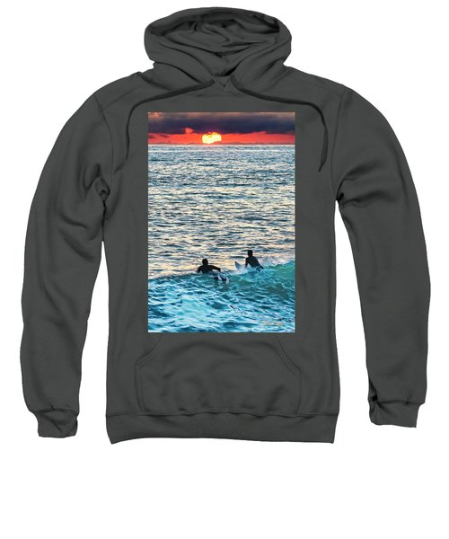 One With The Sun Sweatshirt