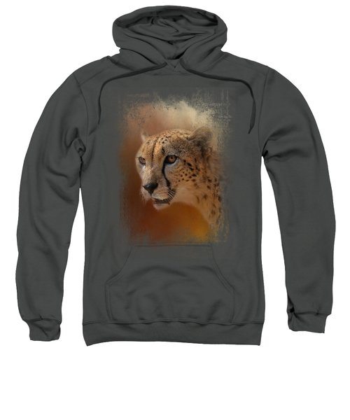 One With The Sun Sweatshirt by Jai Johnson