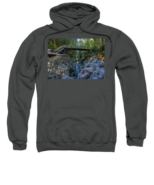 Opal Creek Bridge Sweatshirt