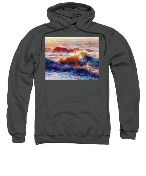 Opalescent Sea Sweatshirt