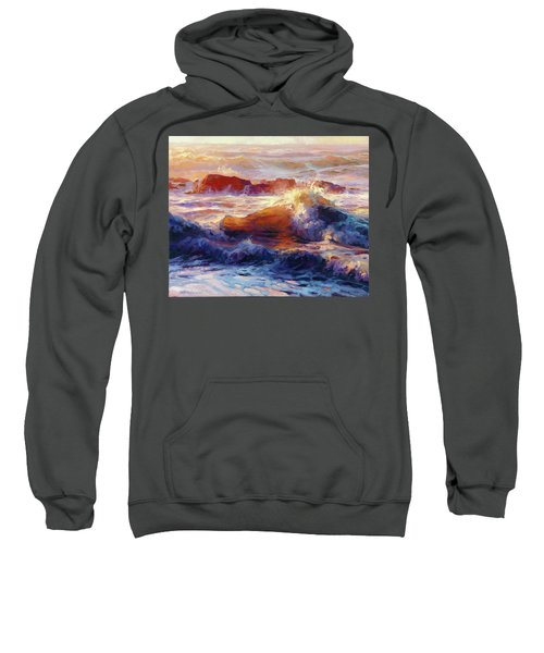 Opalescent Sea Sweatshirt