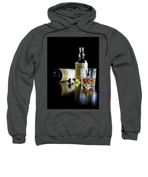 Open Balveine And Tube Sweatshirt