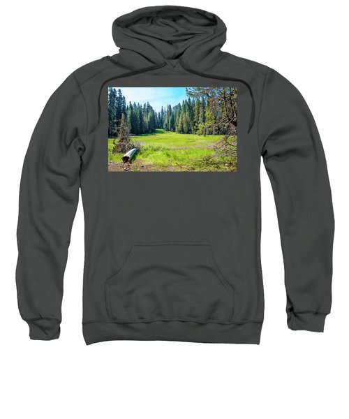 Open Meadow- Sweatshirt
