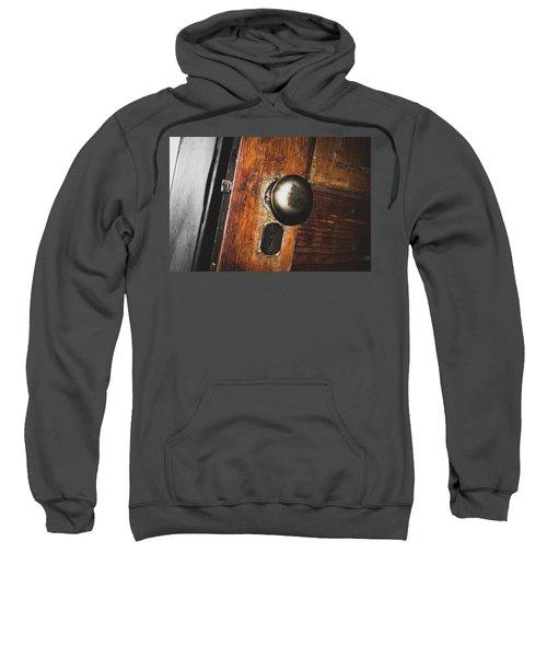 Open To The Past Sweatshirt