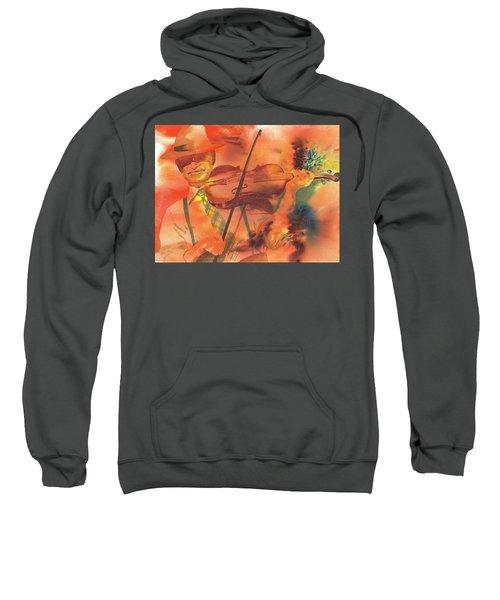 Orange Blossom Special Sweatshirt