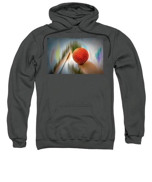 Orange #g4 Sweatshirt