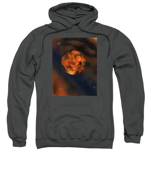 Orange One Sweatshirt