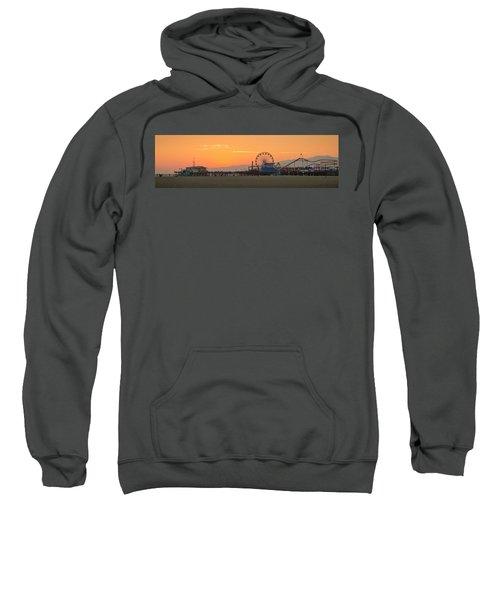 Orange Sunset - Panorama Sweatshirt